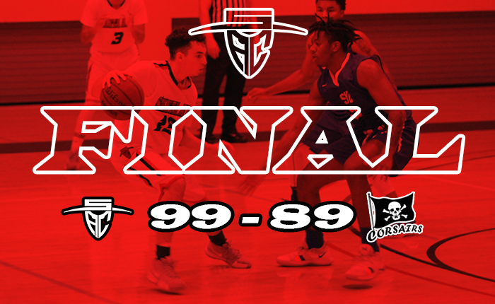 Lopez and Bailey Combine for 59 to Lift Santa Ana to the 99-89 Win