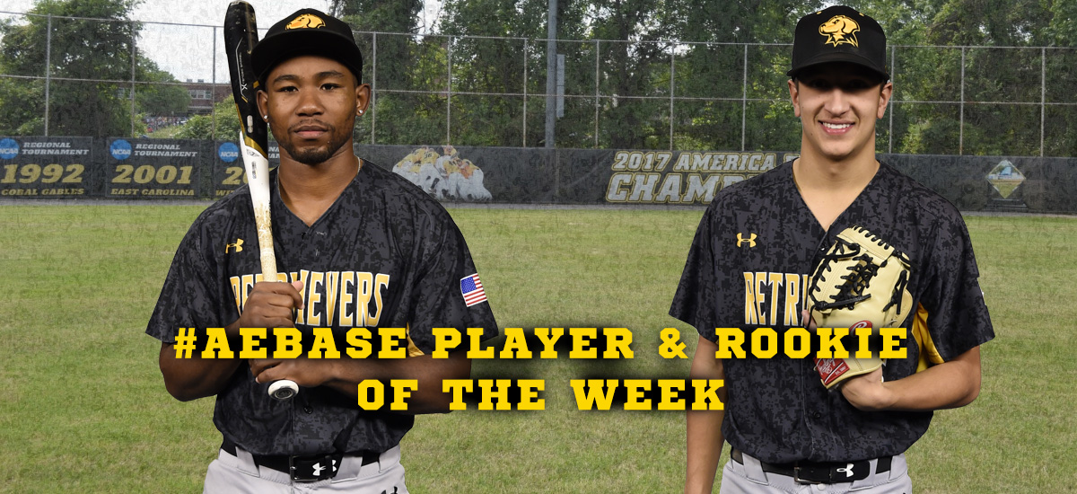 Red Hot UMBC Baseball Hosts Navy on Wednesday; Pinkston, Esposito Earn #AEBASE Honors