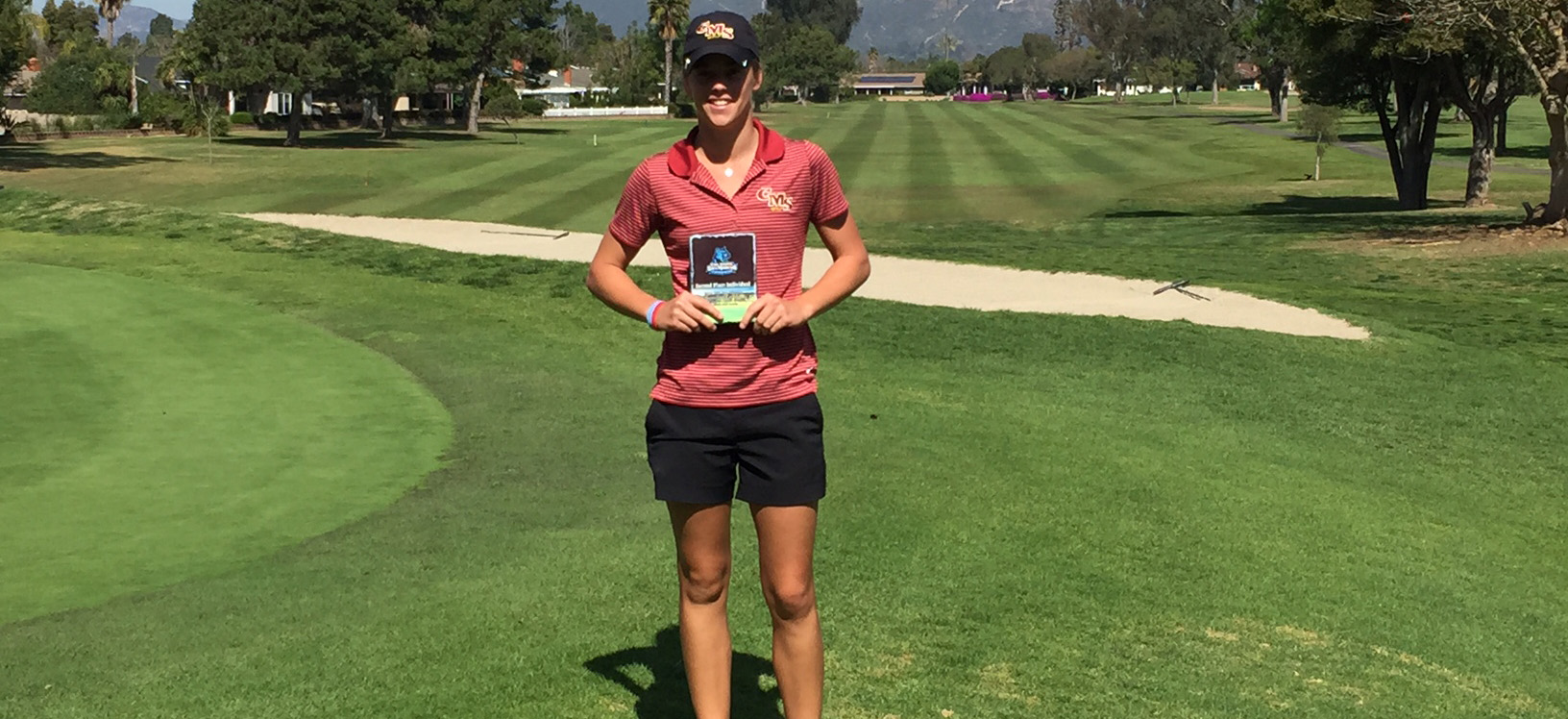 Pair of individual top-10 finishes helps CMS to third at Cougar Invite