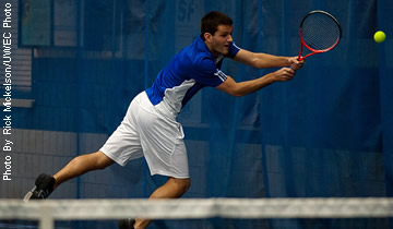 Men's Tennis Starts Spring Trip with a Victory
