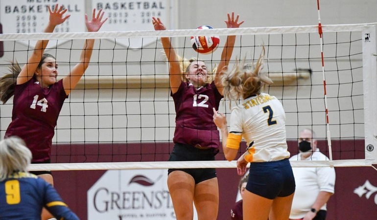 Evangel Volleyball Looks to Stay Hot Against Baker Tuesday