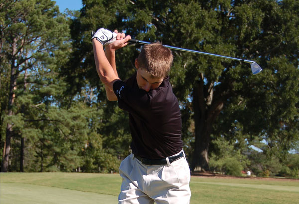 Golf: Panthers finish tied for third at Pine Needles Intercollegiate