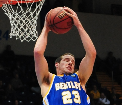 Gage Scores 32 as Bloomfield Upends #7 Bentley, 86-84
