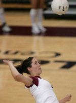 Volleyball Sweeps Southwest Missouri State