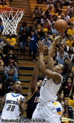 Johnson Selected Big West Player of the Week