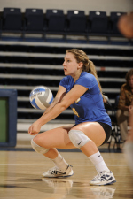 Gauchos Fall to Pacific in Three