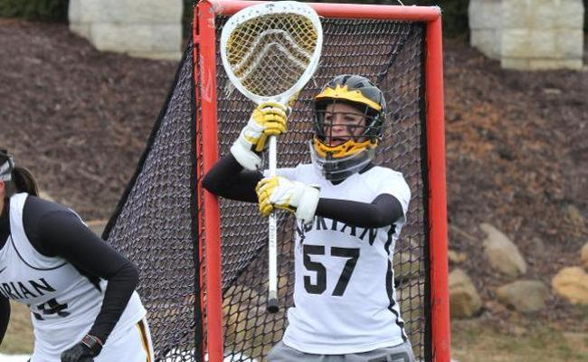 Women's Lacrosse Dominates Hope College, 23-8