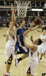 Broncos Lose to No. 23 Air Force in Cable Car Classic Final