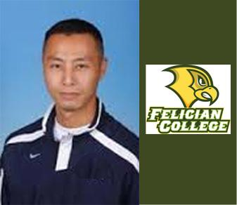 John Chang Selected As Women's Volleyball Coach