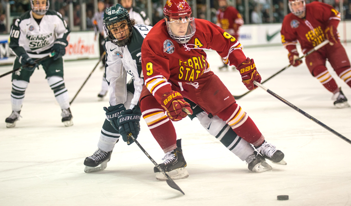 PREVIEW: Bulldog Hockey Squares Off With Spartans This Saturday