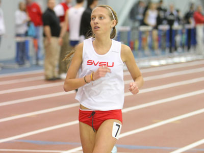 Cardinals Compete at Michigan State University