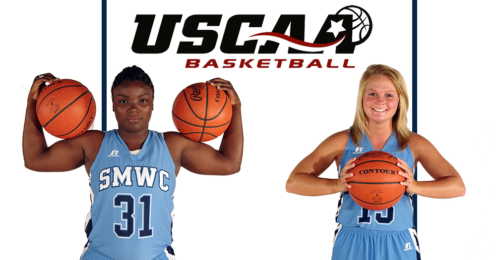 Gardner, Parmer Named USCAA All-Americans