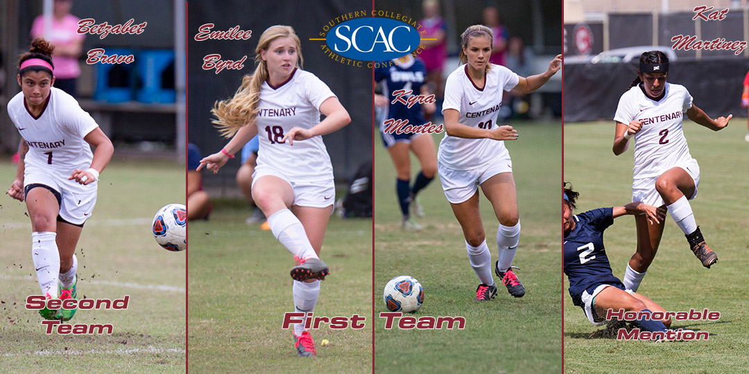 Ladies Soccer Makes More History with Four All-Conference Selections