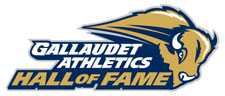 GU Athletics Hall of Fame logo