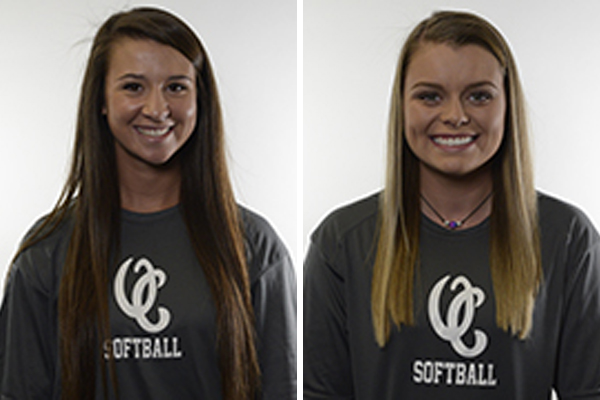 WJCAC Softball Players of the Week (April 22-28)