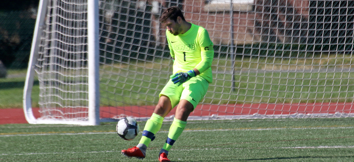 Men's soccer drops decision on the road to Oneonta State