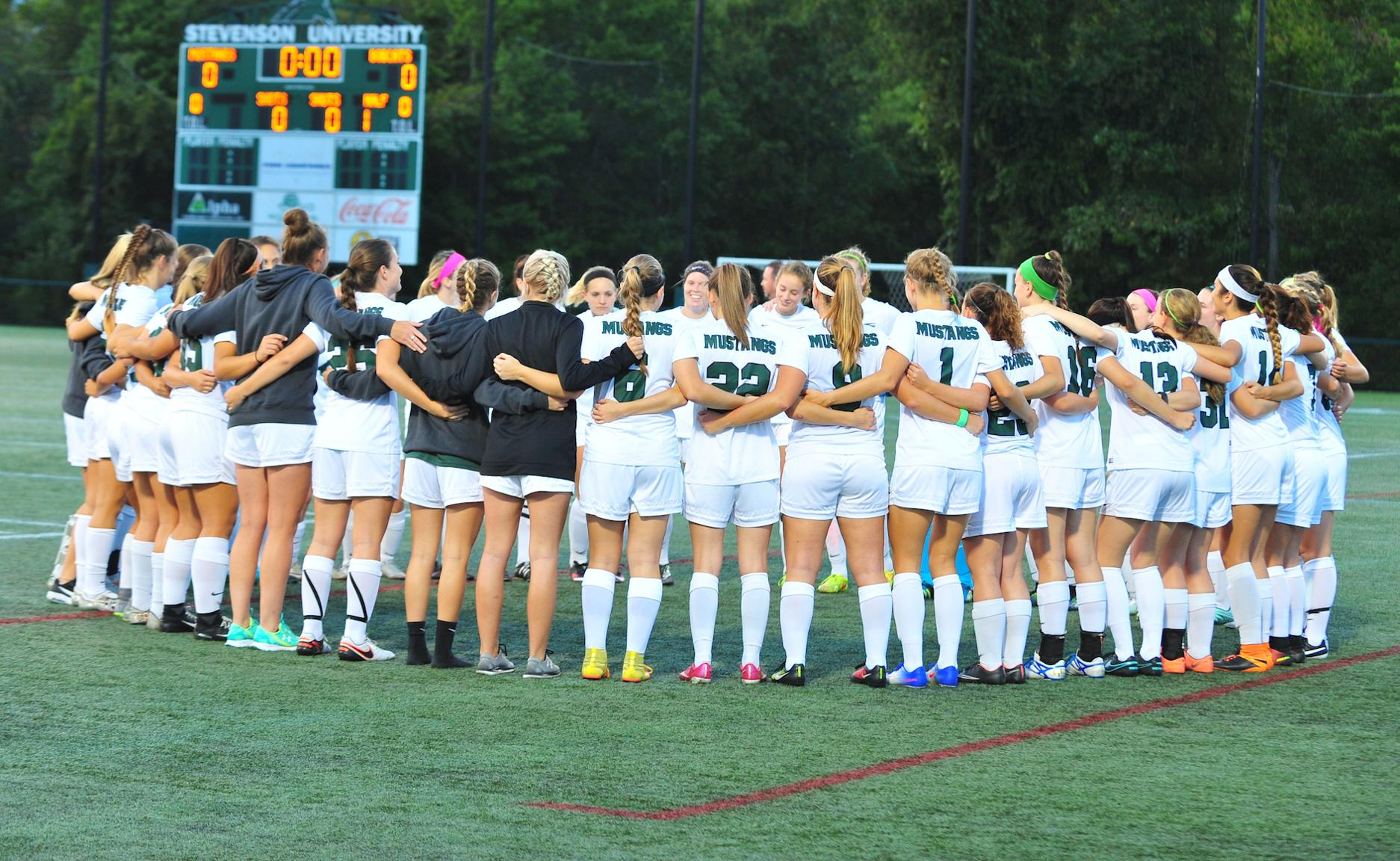 Women's Soccer to Host ID Clinic on Sunday, October 8