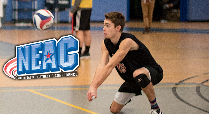 NEAC Defensive Honor For O'Loughlin