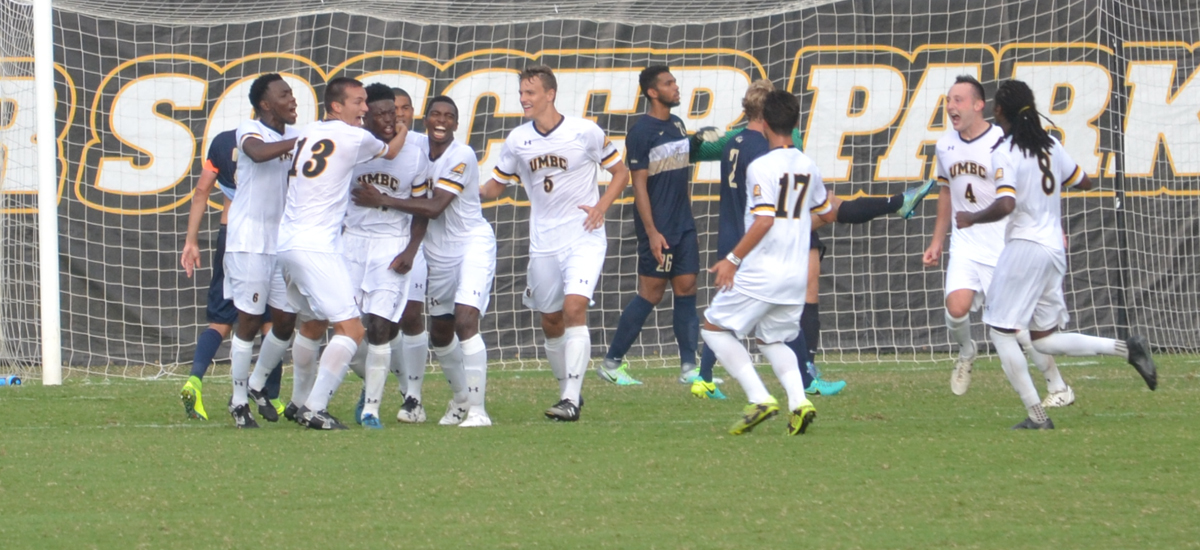Dove's Game Winner Propels UMBC to a 2-1 Win at Drexel on Tuesday