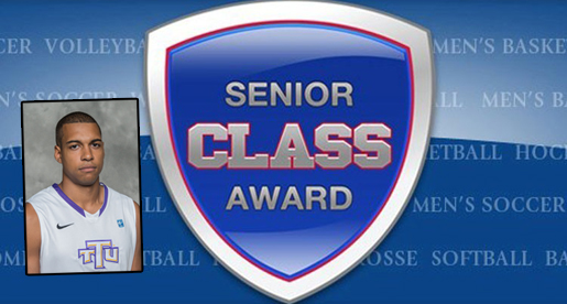 Senior CLASS Award® names Ogbe one of 30 candidates for 2013-14