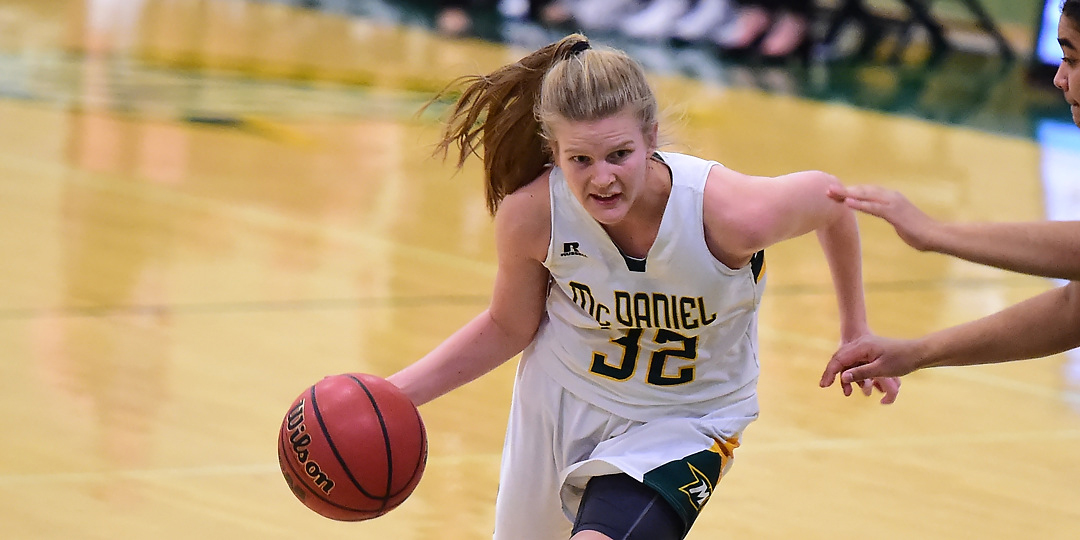 Liv Storer (c) 2018 David Sinclair/McDaniel College