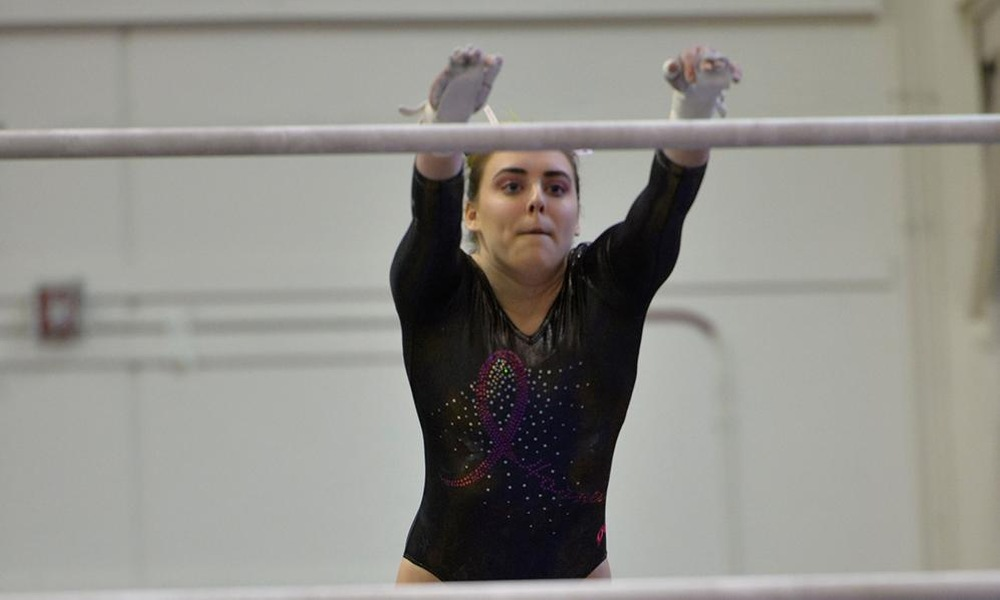 SOLIWODA, RICE WIN EVENTS; GYMNASTICS TOPPED BY SAN JOSE STATE