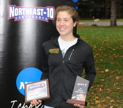 Tara Dooley, NE-10 Rookie of the Year