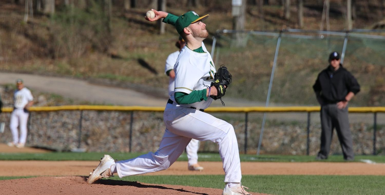 Wyatt Conklin struck out a career-high 11 batters for the Wolves on Saturday