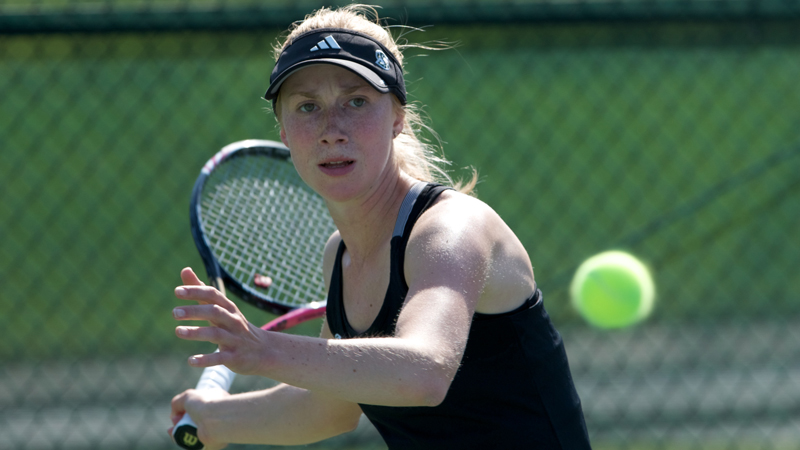 WOMEN'S TENNIS CONCLUDES FALL PLAY AT ITA NORTHWEST REGIONAL