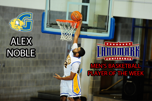 Noble Earns Landmark Player of the Week Recognition