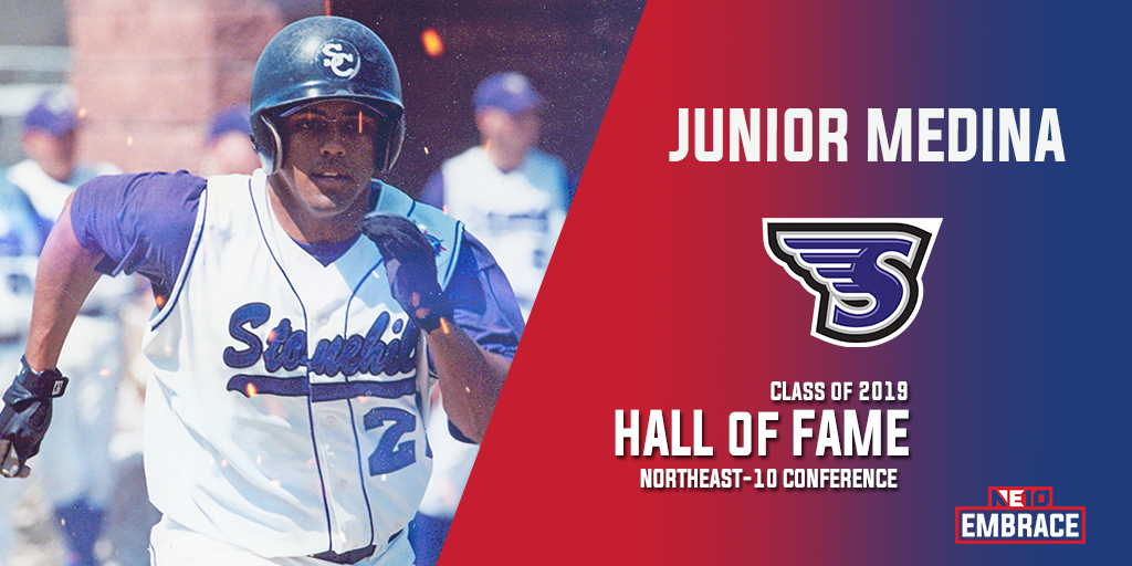 NE10 Hall of Fame Inductee: Junior Medina