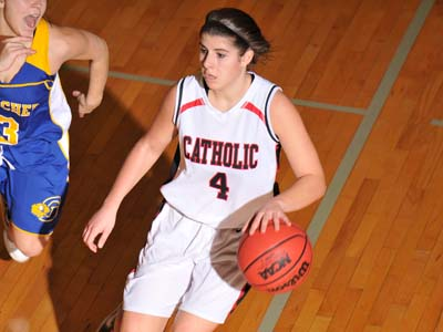 CUA downs Richard Stockton for first win