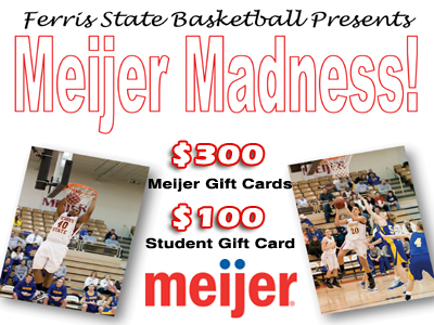 "FSU Basketball ""Meijer Madness"" This Thursday"
