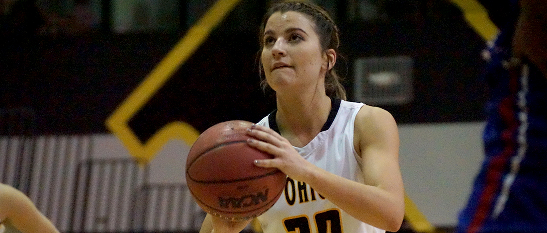 Women's Basketball Comes Up Short Against Chargers, 80-76