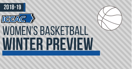 ICCAC Div. II Women's Basketball Preview