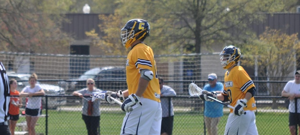 Men's Lacrosse Downed By Tusculum in SAC Play