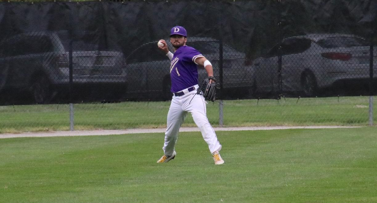 Baseball Concludes Stellar Season with HCAC Tournament Run