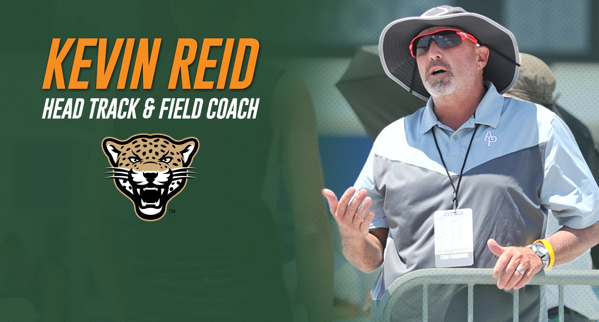 Kevin Reid named La Verne Track and Field head coach