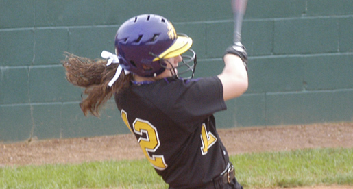 Tech softball splits doubleheader with Eastern Kentucky