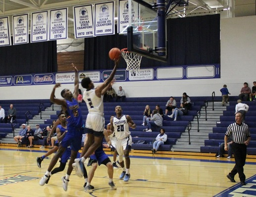 Cougars Cruise Past Dyersburg, Lose to Southwest TN
