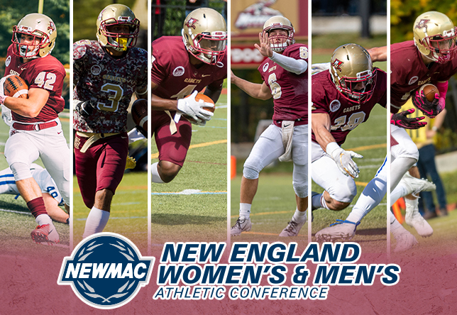 Football: Six Cadets Earn NEWMAC All-Conference Honors