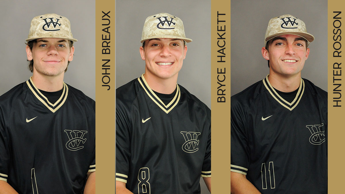 Four Coyotes selected for All-Star baseball weekend