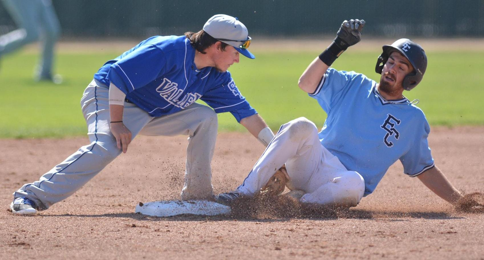 SBVC Baseball has a hard time corralling the Coyotes, 12-1