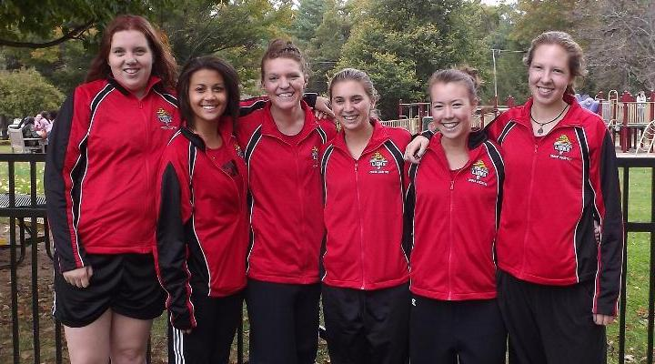 Women's Cross Country Earns 8th at CCC Championships Saturday