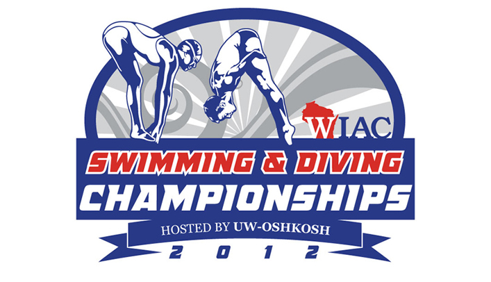 Women's Swimming & Diving Leads after Day One of WIAC Championships