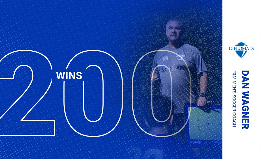 Men's Soccer Shuts Down Scranton; Wagner Wins 200th