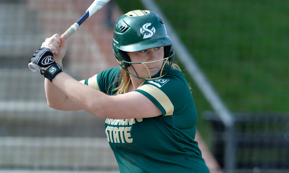 SOFTBALL ROUTS SOUTHERN UTAH, 15-0, ADVANCES IN THE BIG SKY TOURNAMENT