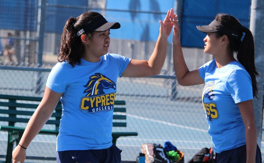 Chargers Send Individual and Two Doubles Teams to State Championships