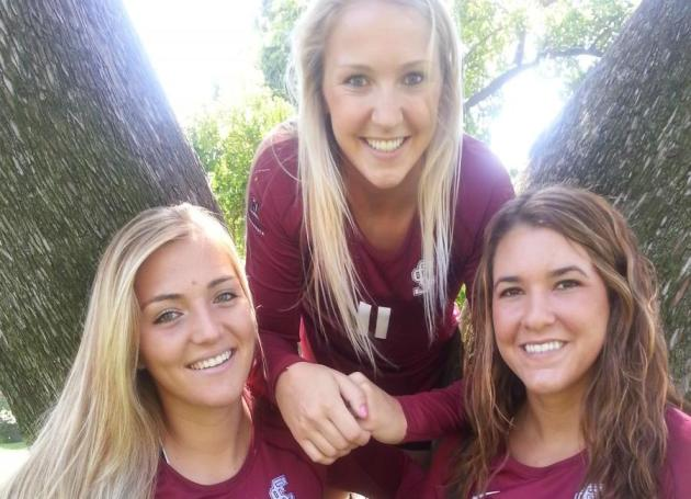 Volleyball Opens Up Season in Midwest; Complete Schedule for Weekend
