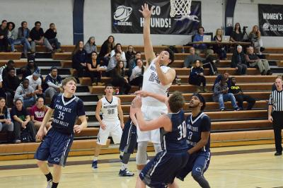 Men's Basketball Slips At Moravian, 88-64